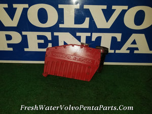 Volvo Penta Aq131 AQ151 C 230  heat exchanger w Water Strainer  Pressure tested