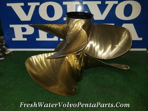 Volvo Penta IPS 2 IPS2 P5 Propellers Nibral Front & Rear 3843965 3843966 3843967