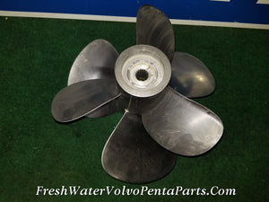 Volvo Penta C4 Stainless steel Dp Propellers 290Dp Dp-A Thru Dp-E 3857465 3857461