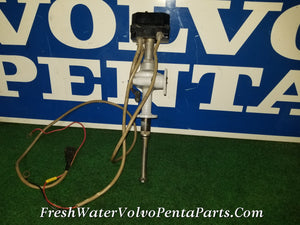 Volvo Penta Mechanical tilt Mechanism w Relay 897658 Tilt trim Jack Mechanical Lift unit