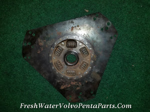 Volvo Penta Drop Plate Flex Plate V8 V6 14 Flywheel 940302 811407 1992 & Newer