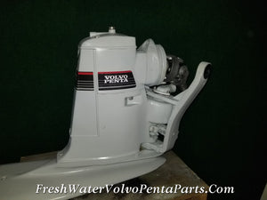 Volvo Penta Rebuilt 1.61 V8 Resealed 275 280 285 outdrive w 290 upgrade New U-joints