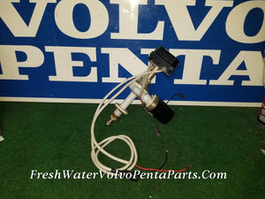 VOLVO PENTA TILT TRIM MECHANISM 897658 MECHANICAL LIFT TILT 270 275 280 285