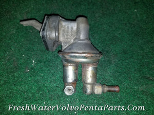 Volvo Penta Mechanical fuel pump 841161-3 Carter Hi-Flo B230 Aq 171 aq151 aq131