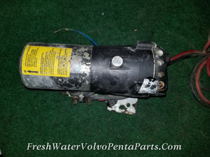 Volvo Penta Hydraulic Trim Pump Tilt Trim Internal Reservoir 290 Dp-A Dp-B Sp-A