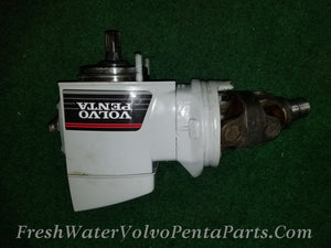 Volvo Penta DP-C1 Rebuilt Resealed P/n 3868002 1.78 1.95  gear ratio 3102158129