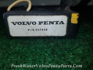 Volvo Penta OEM Trim Control Unit Trimmer Module 857448 857534