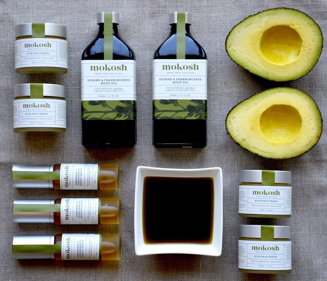 Avocados - for natural beauty inside & out - MOKOSH