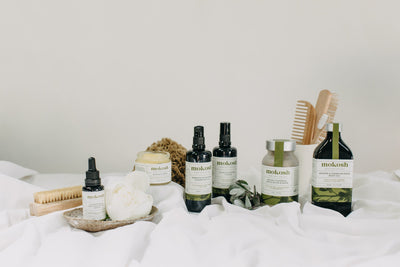 How to make the most of our multi-purpose certified organic skin care - improving your skin's health, saving you time and money and cutting back waste!