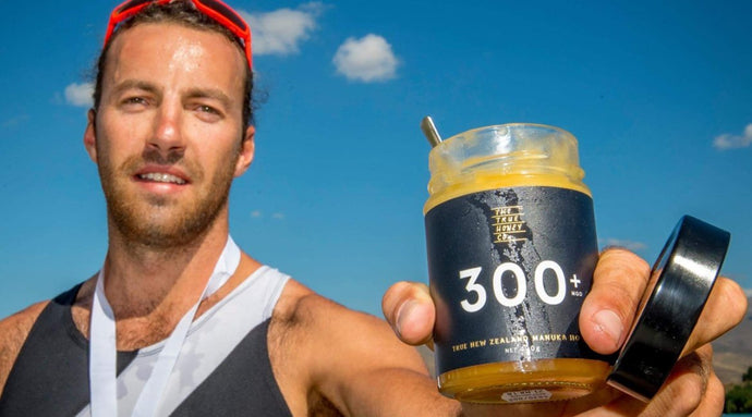 the not-so-secret diary of paddy mcinnes: international rower, honey lover and budding apiarist