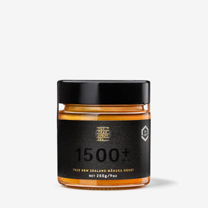 The True Honey Co. Ultra Premium 1500+ MGO Manuka Honey