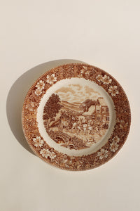 The Terracotta Plate