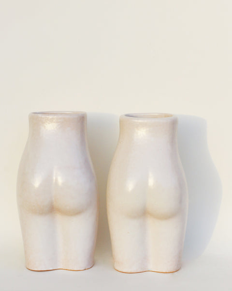The Freckled Sonja Butt Vase