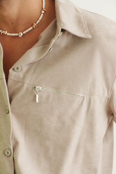 The Croc Button-down
