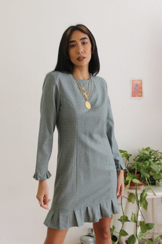 Vintage Shore Tweed Dress