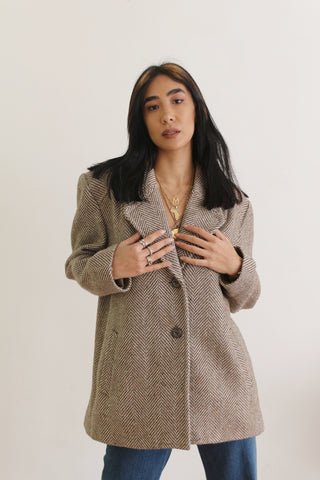 Vintage Grand Pa's Tweed Blazer