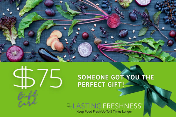 Vacuum Seal Container Set | Gift Cards | Lasting Freshness