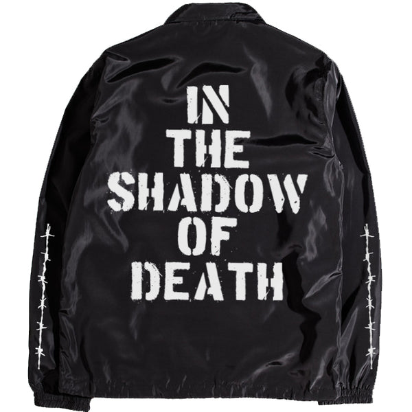 IN THE SHADOW OF DEATH SATIN JACKET