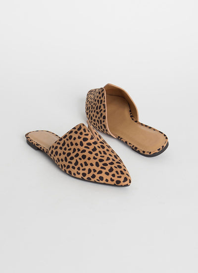 Notch Above Cheetah Mules