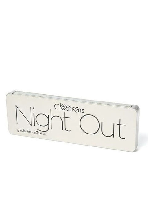 Eyeshadow Palette Night Out