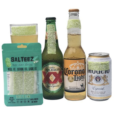 Beer Salt Strips Salt Lime