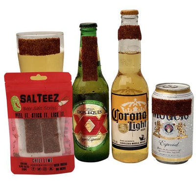 Beer Salt Strips Chili Lime