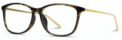 Blue Light Blocker Glasses Trendy Classic Tortoise