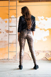 Luxe Fit Leggings Leopard