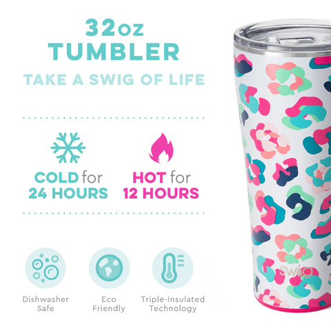 Swig Party Animal 32oz Tumbler