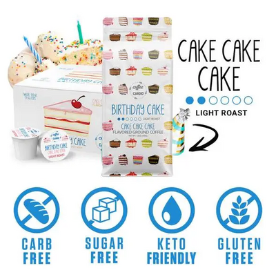 Birthday Cake K-Cups
