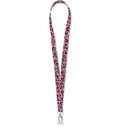 Lanyard Coral Leopard