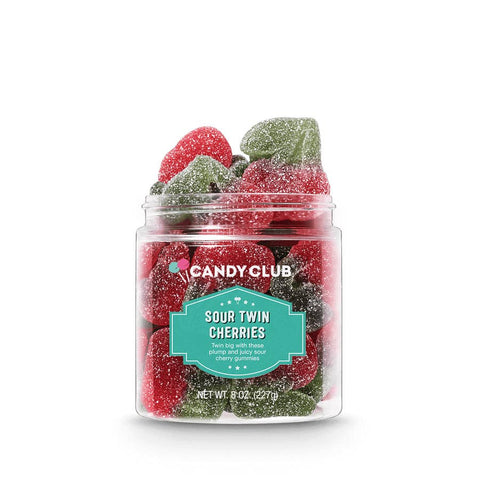 Sour Twin Cherries Candy Club