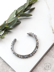 The Essential Stackable Bracelet Silver