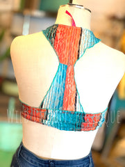 Sunset Serape Lace Bralette