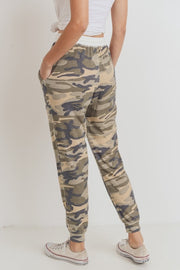 Camo Light Weight Thermal Joggers