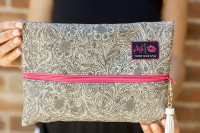 Makeup Junkie Bags Southern Charm