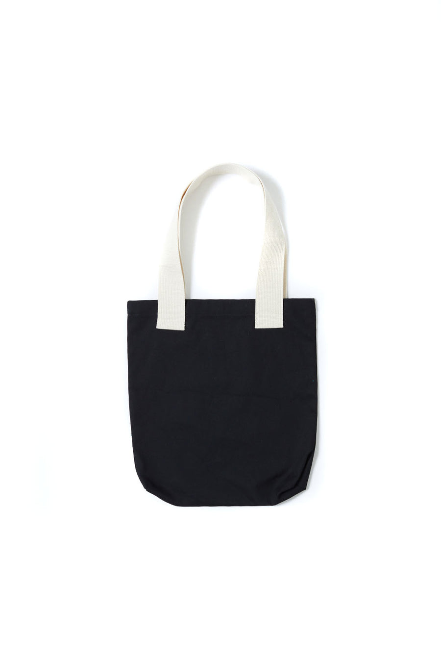 Upcycle Logo Tote | Black