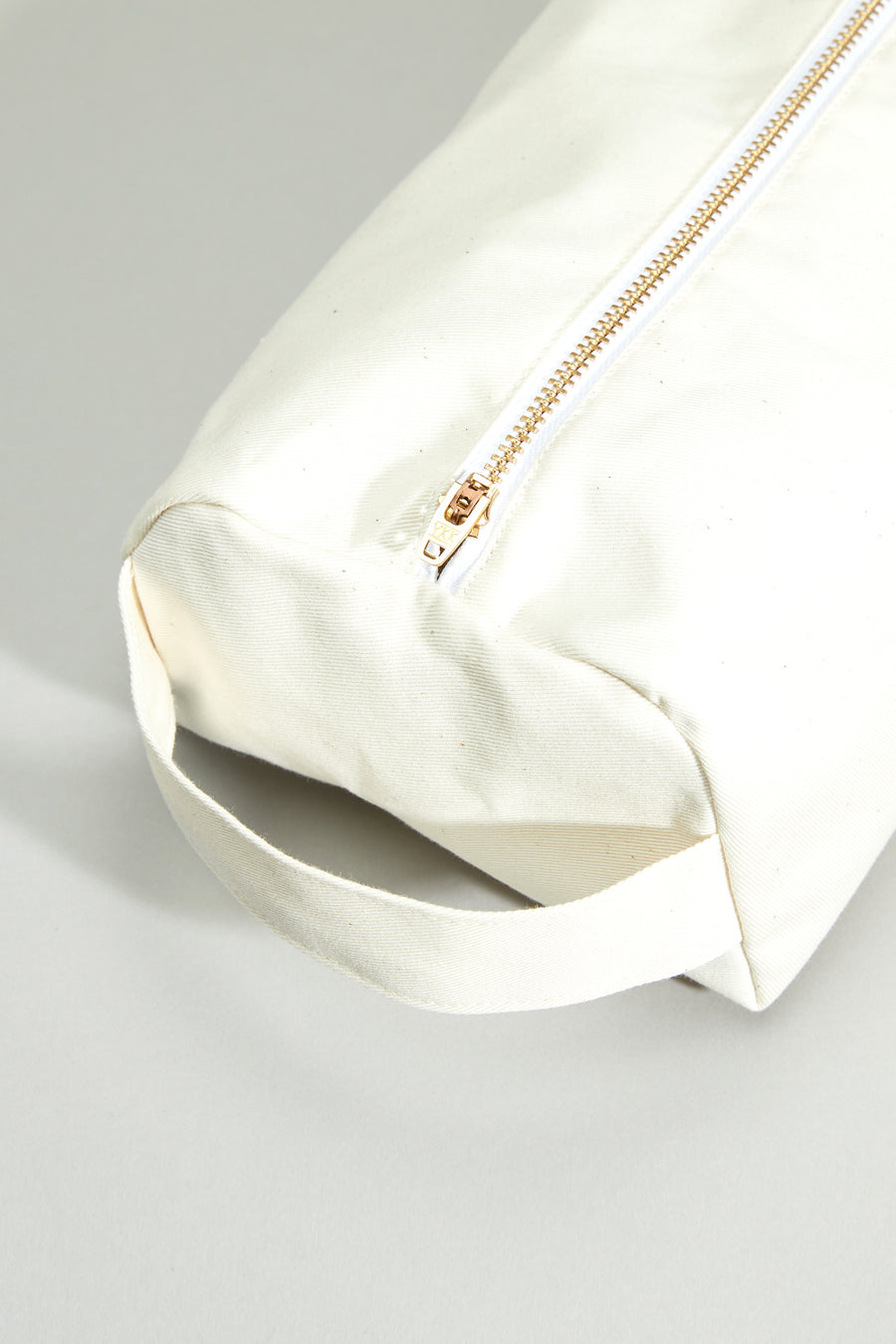 Eco Twill Travel Bag | Natural