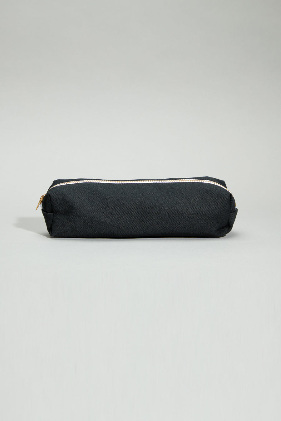 Eco Twill Pencil Bag | Black