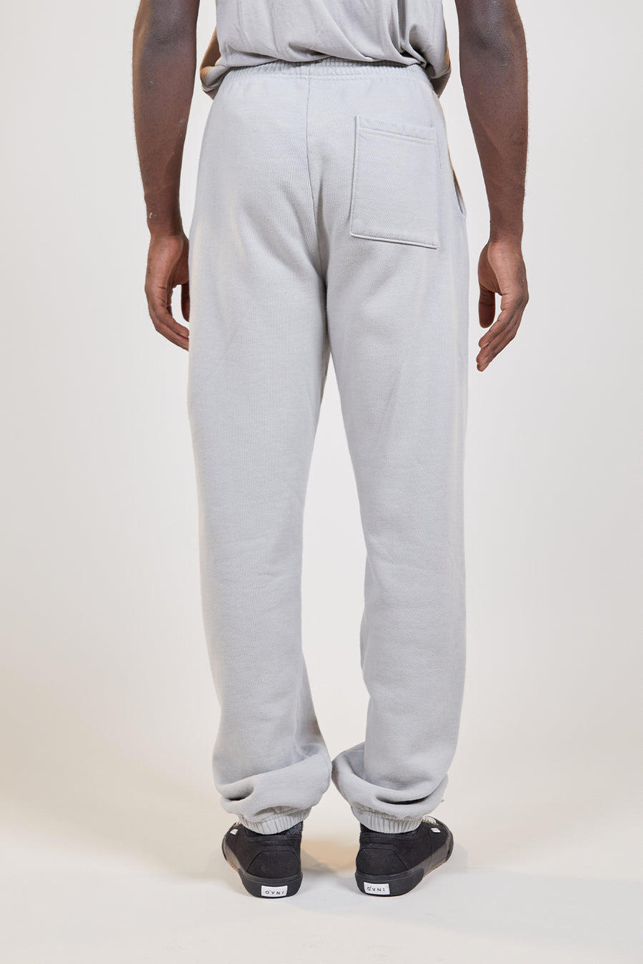 Organic Fleece Pant | Grey