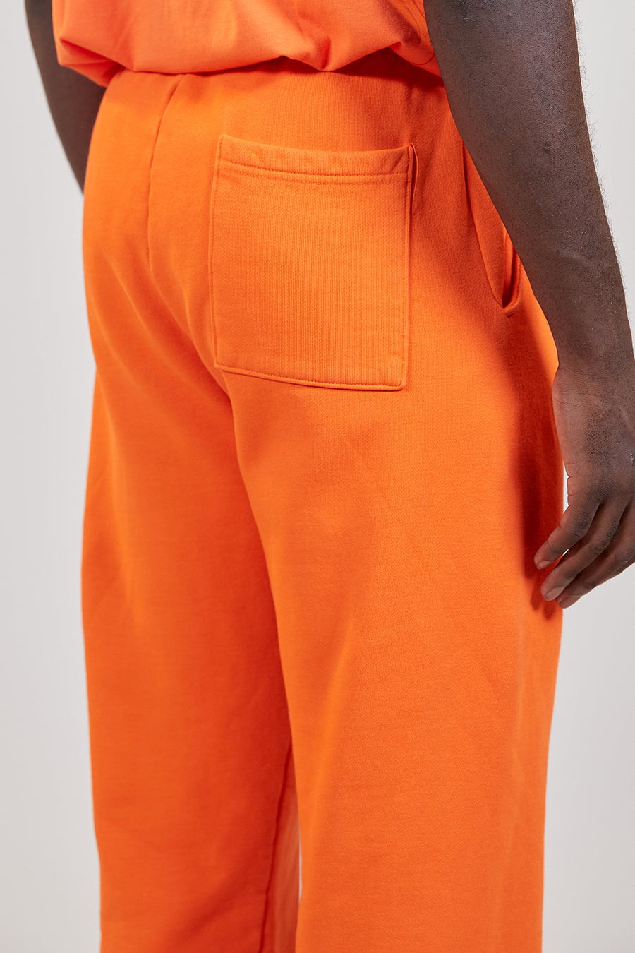 Organic Fleece Pant | Mango