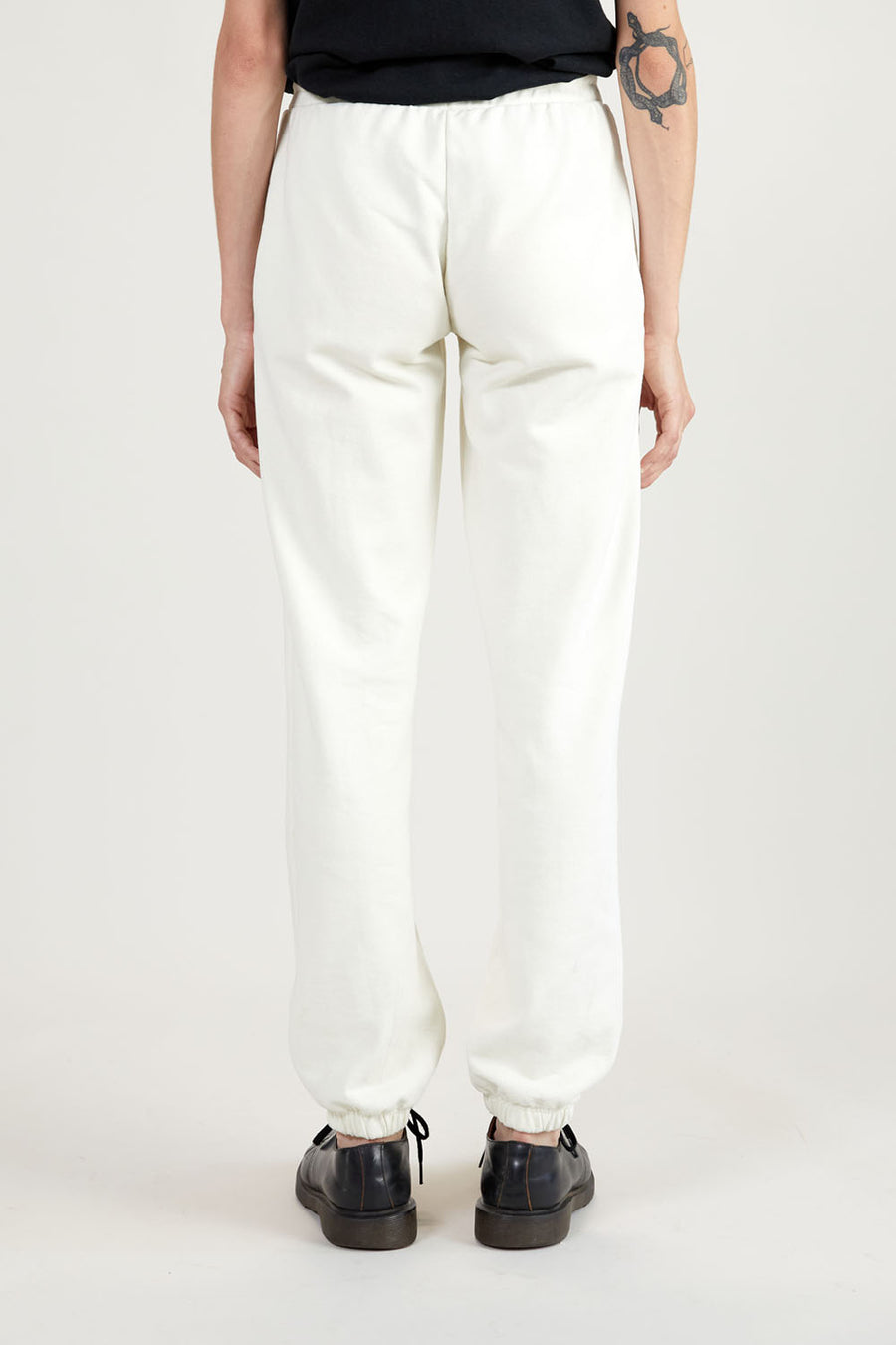 Recycled Terry Women's Sweatpant | Off-White
