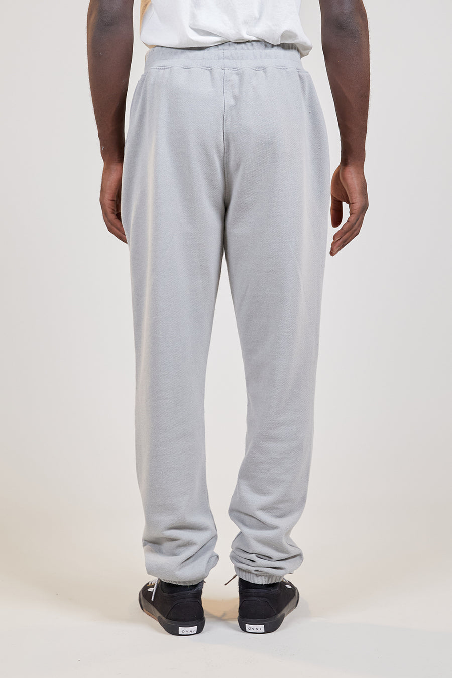 Recycled Terry Sweatpants | Grey
