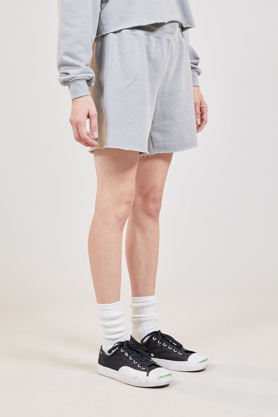 Recycled Terry Women's Short | Grey