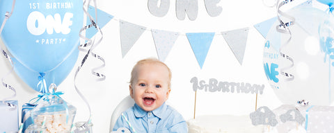 Boy's 1st Birthday