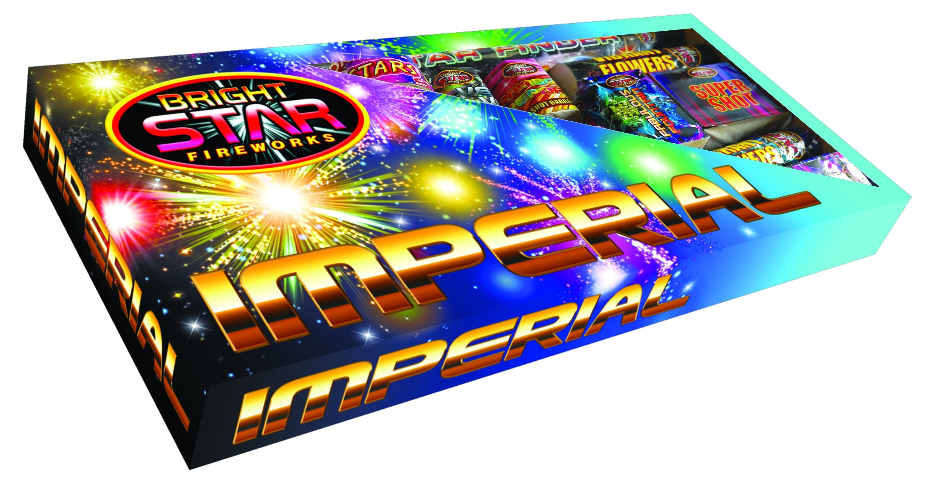 Imperial Firework Selection Box - PartyFeverLtd