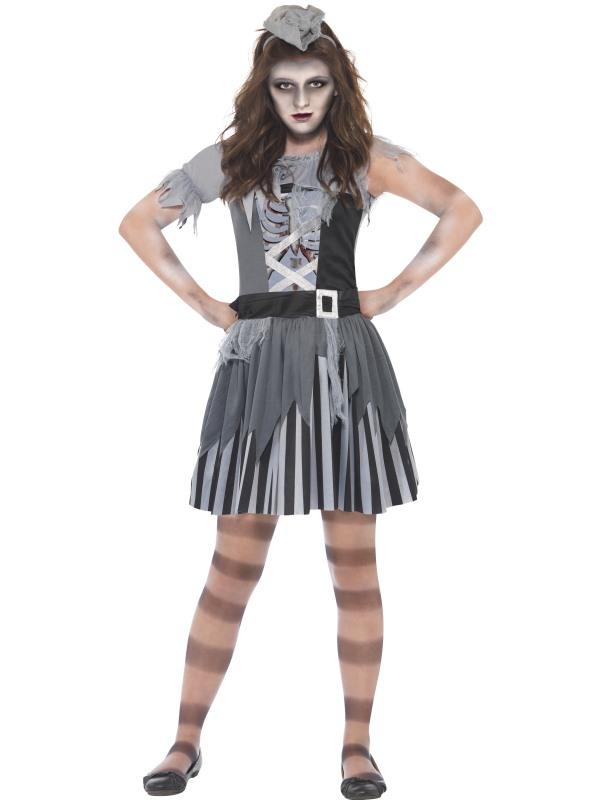 Ghost Pirate Dress - PartyFeverLtd