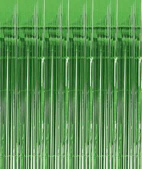Green Foil Curtain - PartyFeverLtd