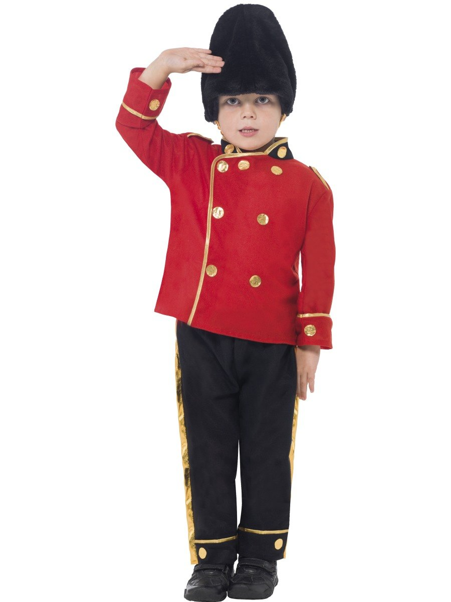 Busby Guard Costume - PartyFeverLtd