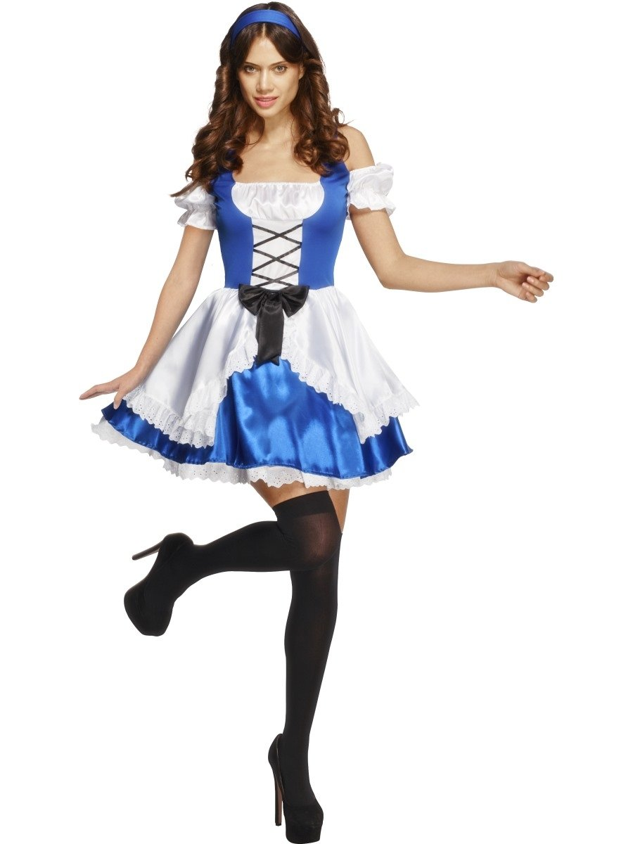 Fever Alice Costume - PartyFeverLtd